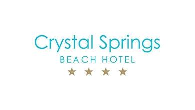 Crystal Springs Beach Hotel Logo