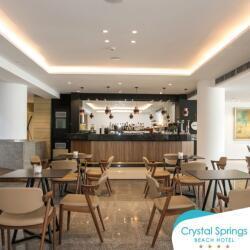 Crystal Springs Beach Hotel Bar